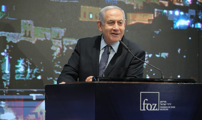 Binyamin Netanyahu at 2019 Christian Media Summit
