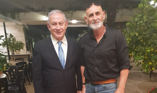 Netanyahu and Elhayani