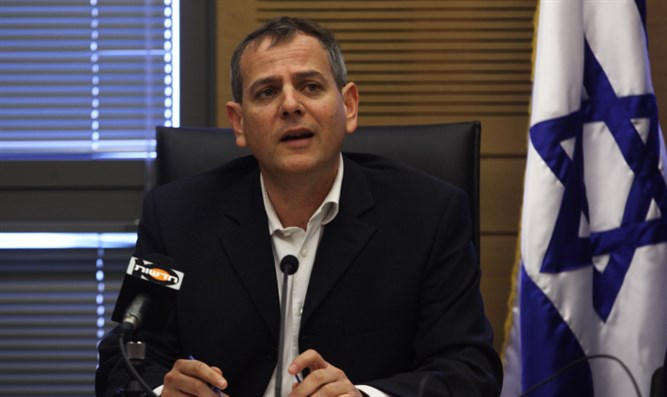 Meretz chairman: The time is right for inclusion of the Arabs