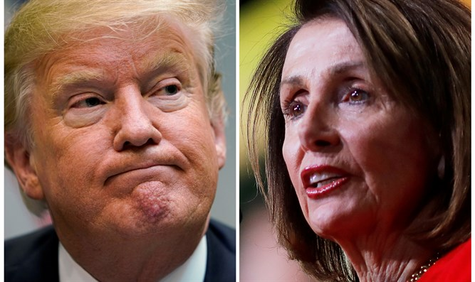 Trump and Pelosi