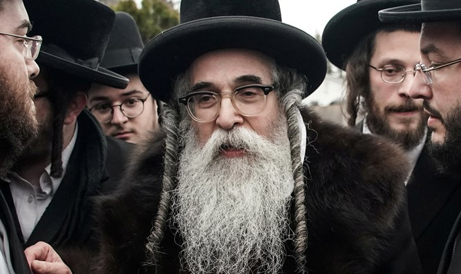 Rabbi Chaim Rottenberg