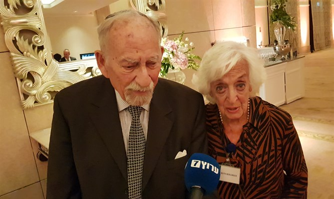 Holocaust survivors: 'Fight the hate and do something concrete about it'
