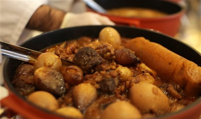 Cholent (illustrative)