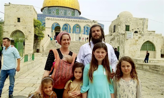 Serial human rights violations on Temple Mount