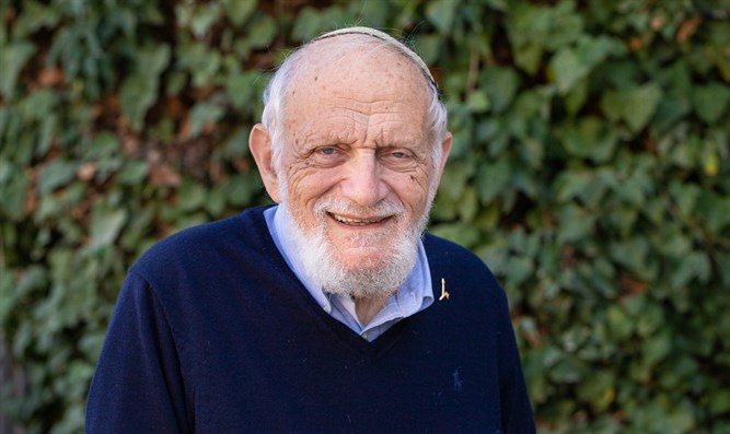 2020 Abel Prize Winner Professor Hillel Furstenberg, Hebrew University
