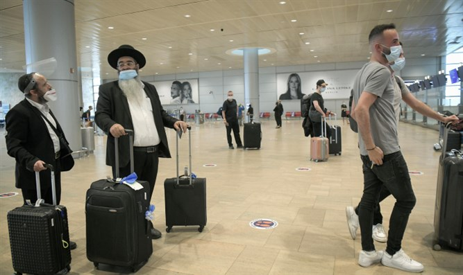 Flights from Israel's Ben Gurion Airport to resume in July - Inside Israel