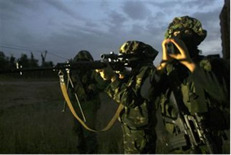 Combat Soldiers to Carry Cameras - Israel National News