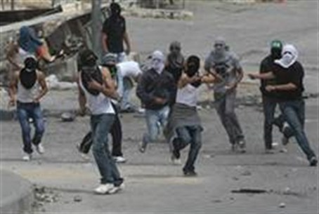 Arabs rioting / archive