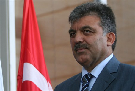 Turkish President Abdullah Gul