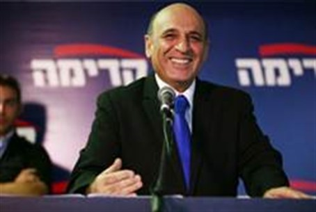 Mofaz asked for Obama's continuing support