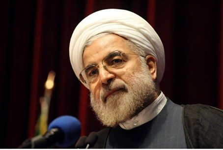 Iran's new President Hassan Rouhani