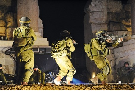 IDF in action