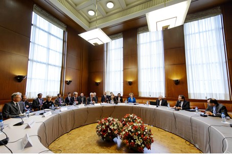 Nuclear talks in Geneva (archive)
