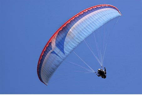Paraglider (illustrative)