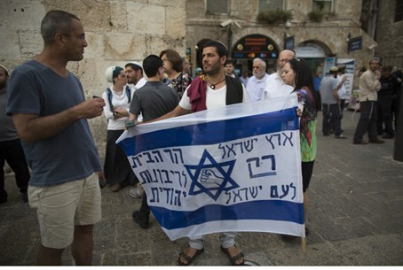 Activist for Temple Mount Sovereignty