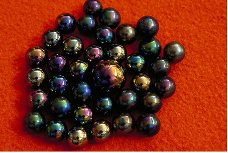 Ball-bearings are commonly used by terrorists