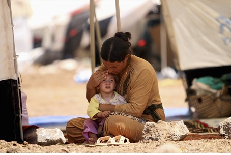 Yazidi refugees face an uncertain future