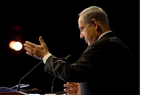 Binyamin Netanyahu at alternative fuel conf.