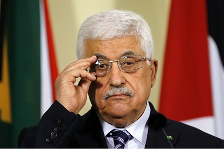 Mahmoud Abbas is determined to join the ICC