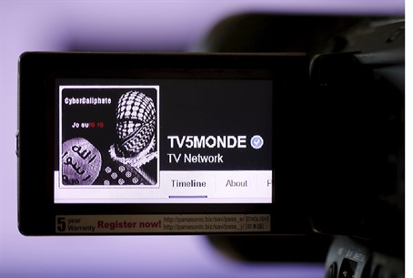 French TV TV5Monde hacked by ISIS