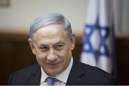 Netanyahu speaks after swearing-in of the government