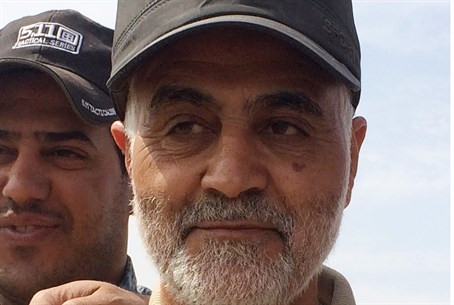 IRGC Quds Force head Qassem Soleimani