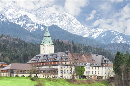 Elmau Castle, Germany
