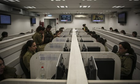 Illustrative: IDF call center