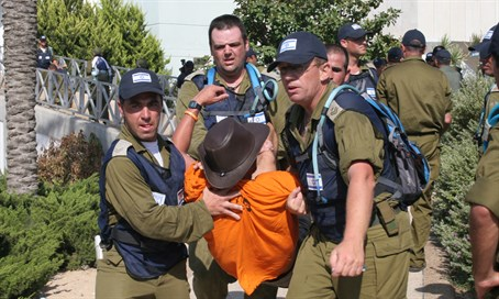 Gush Katif expulsion (file)