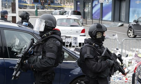 French special forces (file)