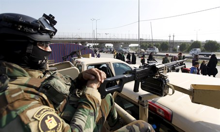Iraqi security forces (file)
