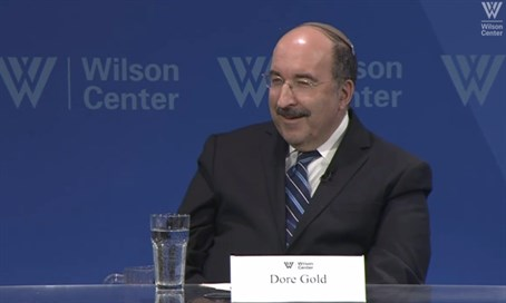 Dore Gold at the Wilson Center