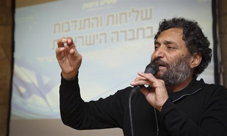 Yair Fergon Head of Ashkelo Coast Regional COuncil