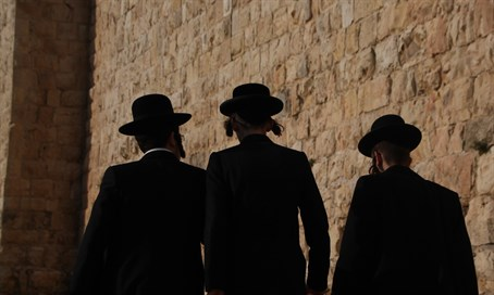 Haredim in Jerusalem
