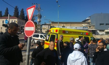 Terror attack in Ramle (file)
