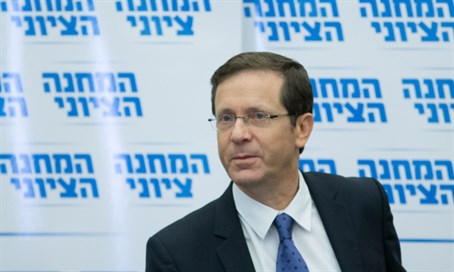 Is Yitzhak Herzog about to join the government?