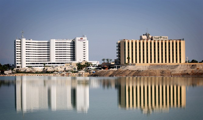 Hotels at the Dead Sea