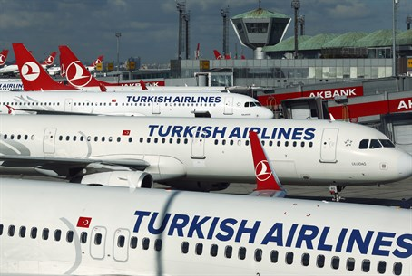 Turkish airlines (file)