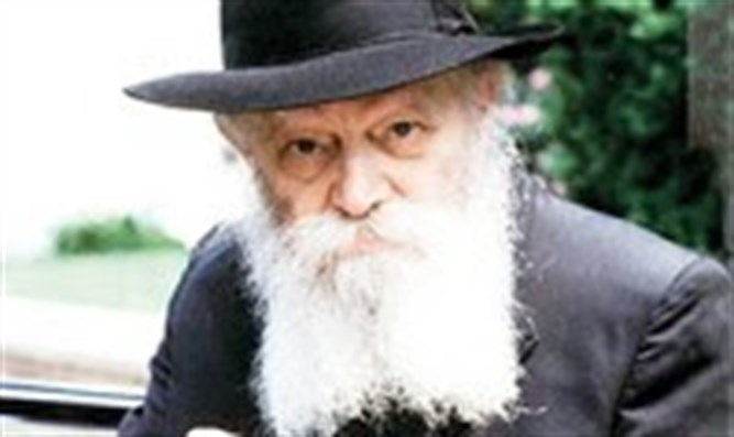 The Lubavitcher Rebbe