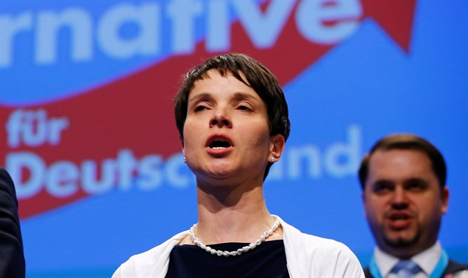 AfD party leader Frauke Petry