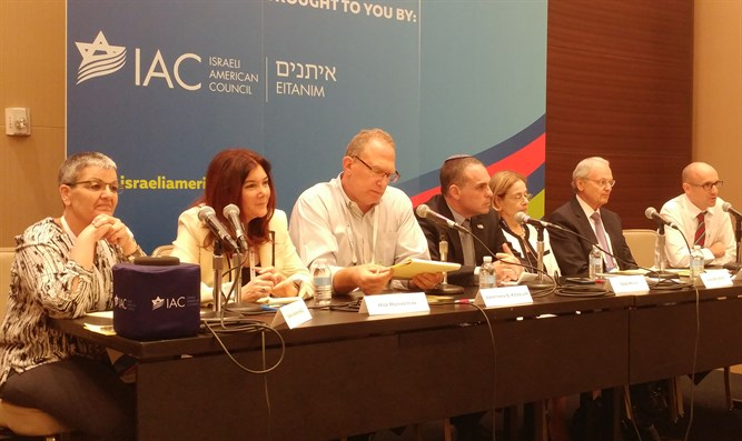 IAC participants weigh strategies for fighting BDS