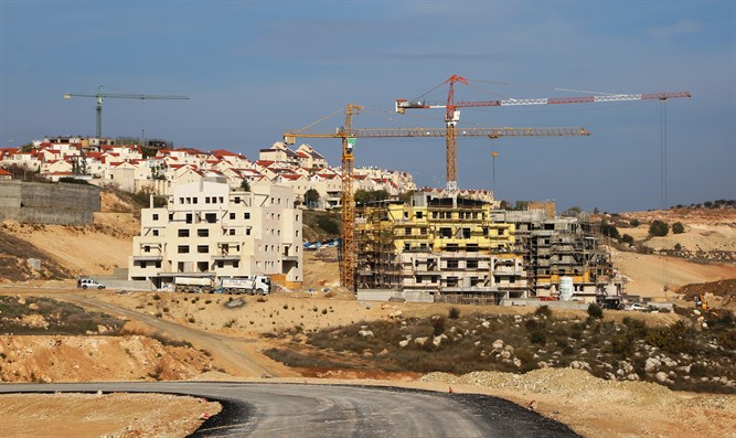 Bet Shemesh building site