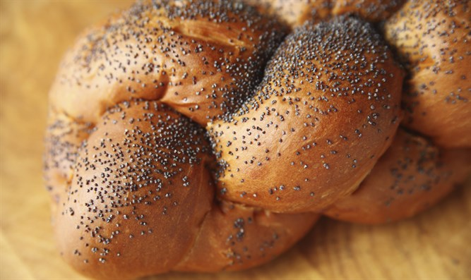 Challah (illustration)