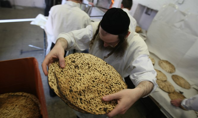 Matzah (illustration)