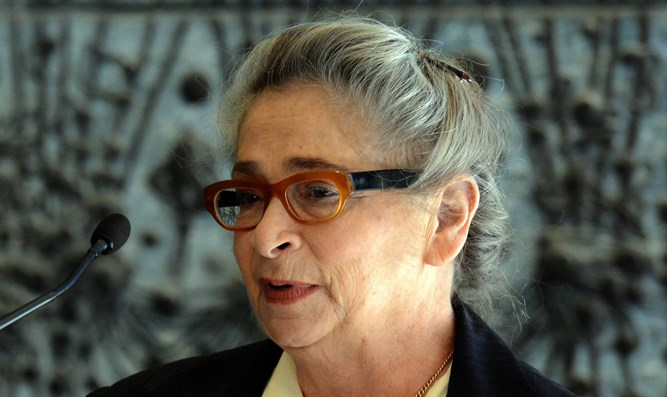 Israel's First Lady Nechama Rivlin Passes Away