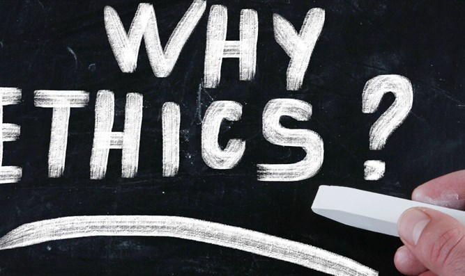 Why ethics?