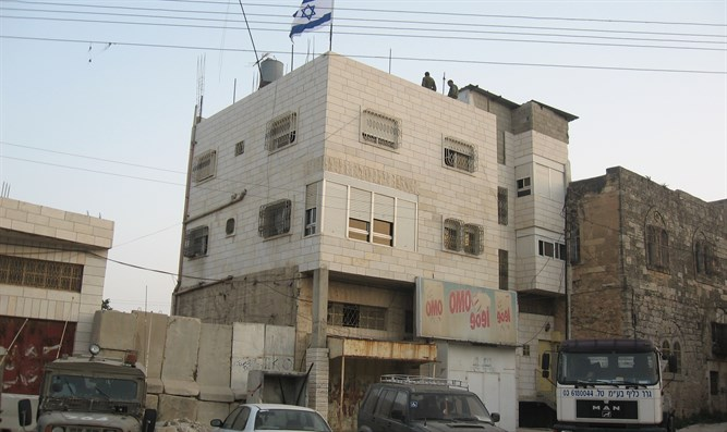 Machpelah House in Hevron
