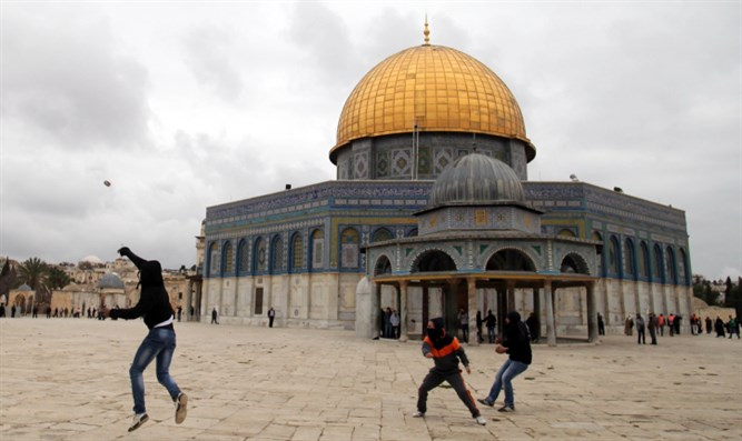 Jew Detector: Temple Mount Crisis: Of Magnetometers, Mice And Men
