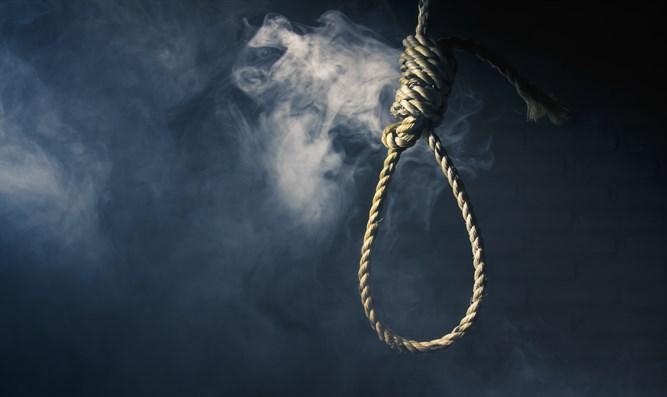 Men are more likely to hang themselves than women