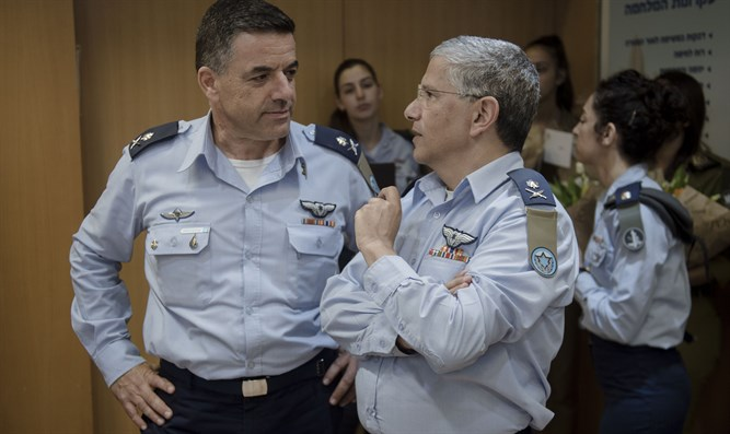 Eshel (right) and Norkin (left)